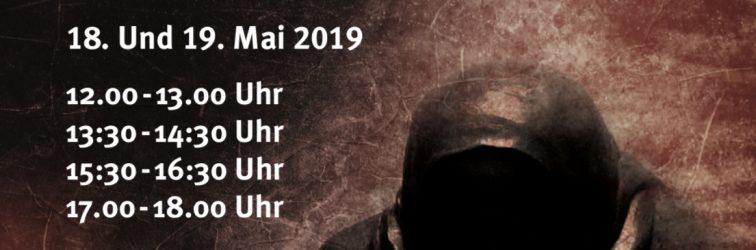 """Szenische Tour """"Schuld"""""""